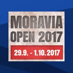 Moravia Open 2017 in Ostrava, Czech Republic